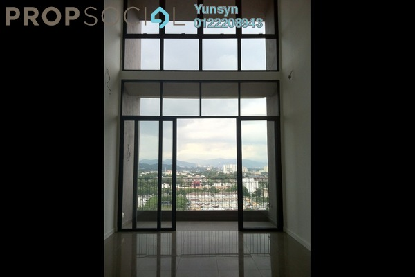 For Sale Condominium at Azelia Residence, Bandar Sri Damansara Freehold Semi Furnished 2R/2B 890k