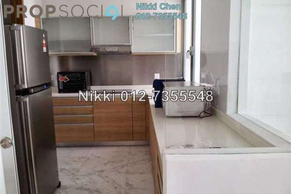 For Rent Condominium at Twins, Damansara Heights Freehold Fully Furnished 3R/2B 5.5k