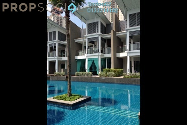 For Rent Condominium at Mont Kiara Meridin, Mont Kiara Freehold Fully Furnished 3R/2B 5.5k