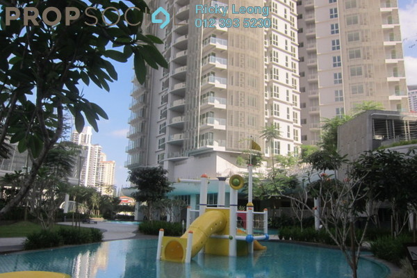 For Rent Condominium at 28 Mont Kiara, Mont Kiara Freehold Fully Furnished 3R/3B 8.5k