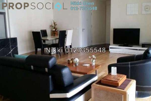 For Rent Condominium at St Mary Residences, KLCC Freehold Fully Furnished 2R/3B 8k