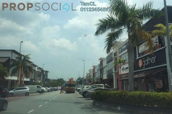 For Sale Shop at Garden City Homes, Seremban 2 Freehold Semi Furnished 0R/0B 850k