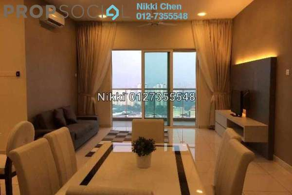 For Rent Condominium at Royal Regent, Dutamas Freehold Fully Furnished 3R/3B 3.6k