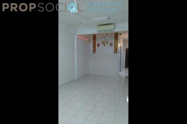 For Rent Apartment at Kantan Court, Seri Kembangan Leasehold Semi Furnished 2R/1B 850translationmissing:en.pricing.unit