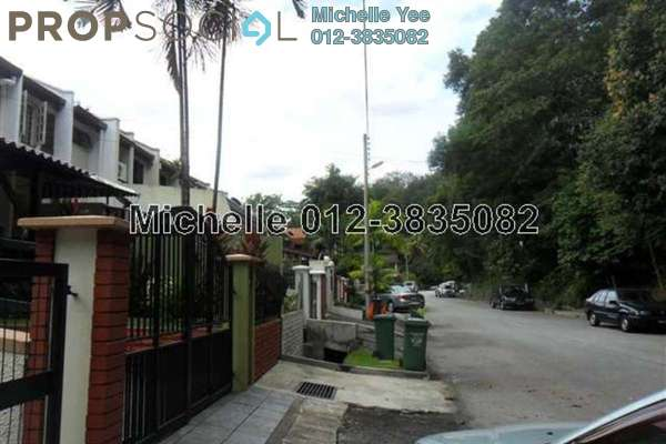 For Rent Terrace at Medan Damansara, Damansara Heights Freehold Semi Furnished 5R/3B 2.8k