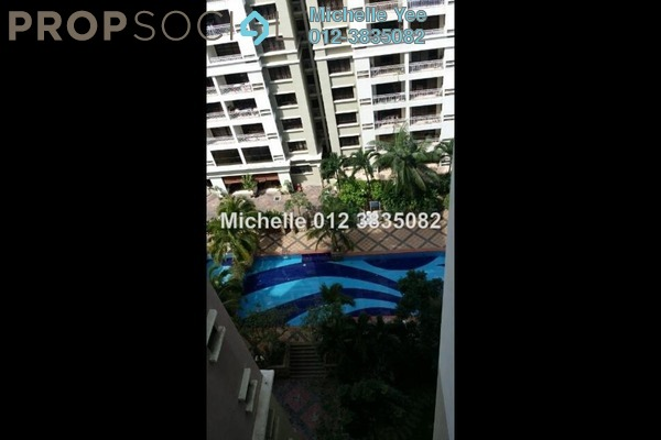 For Rent Condominium at Kiara Designer Suites, Mont Kiara Freehold Fully Furnished 2R/2B 3.6千