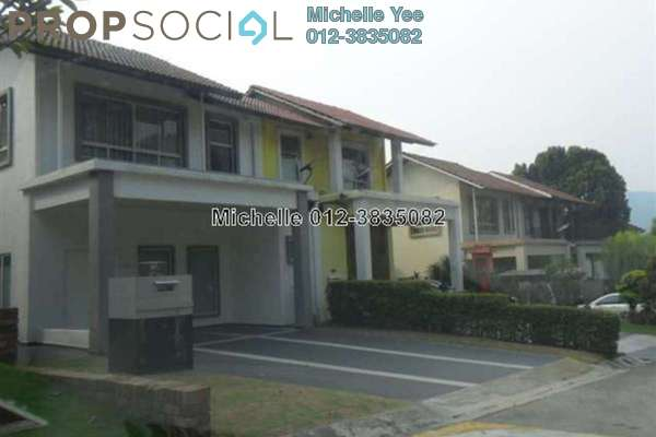 For Rent Semi-Detached at Sierramas, Sungai Buloh Freehold Unfurnished 4R/4B 4.8k