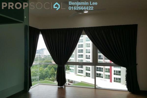 For Rent Condominium at Seringin Residences, Kuchai Lama Freehold Semi Furnished 3R/3B 2.8k