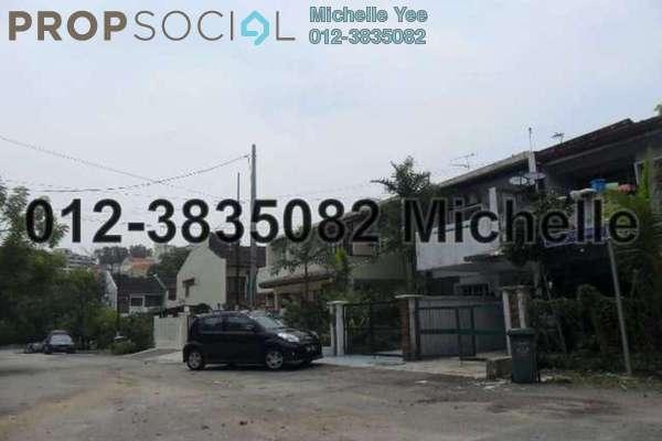 For Sale Terrace at Medan Damansara, Damansara Heights Freehold Semi Furnished 4R/5B 1.45m