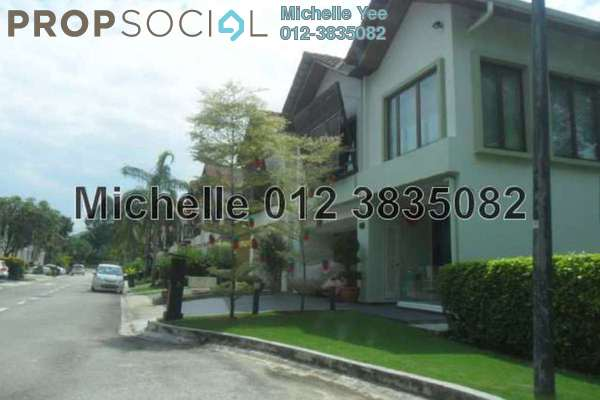 For Sale Terrace at Sierramas, Sungai Buloh Freehold Semi Furnished 4R/4B 2.5m