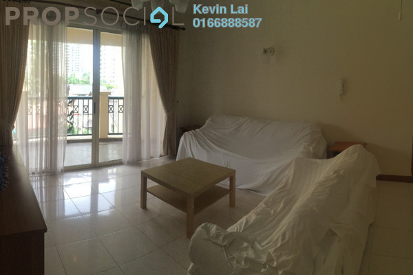 For Rent Condominium at Almaspuri, Mont Kiara Freehold Fully Furnished 3R/3B 3.5k