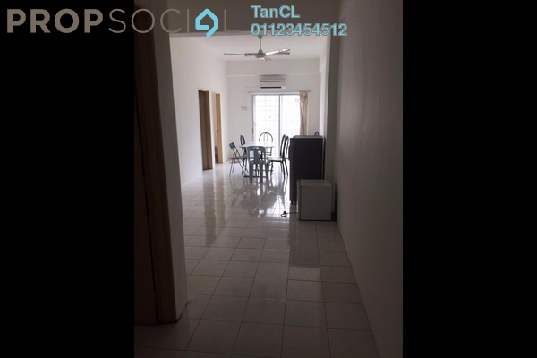 For Rent Apartment at Starz Valley, Putra Nilai Freehold Semi Furnished 4R/2B 1.1k