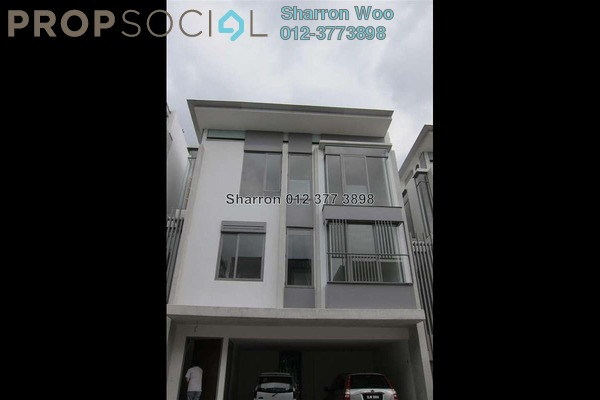 For Sale Terrace at Garden Manor, Sungai Buloh Freehold Unfurnished 4R/5B 2m