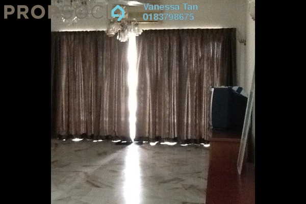 For Rent Condominium at Menara Duta 1, Dutamas Freehold Semi Furnished 3R/2B 2.2k