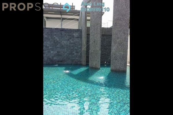 For Rent Condominium at Mahkota Garden Condominium, Bandar Mahkota Cheras Freehold Semi Furnished 4R/2B 1.5k