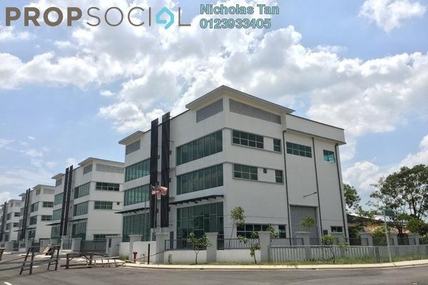 For Sale Factory at Bukit Kemuning Industrial Park, Kota Kemuning Freehold Unfurnished 0R/0B 5.3m