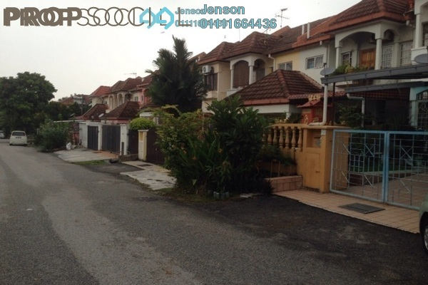 For Rent Terrace at USJ 12, UEP Subang Jaya Freehold Unfurnished 4R/3B 1.3k