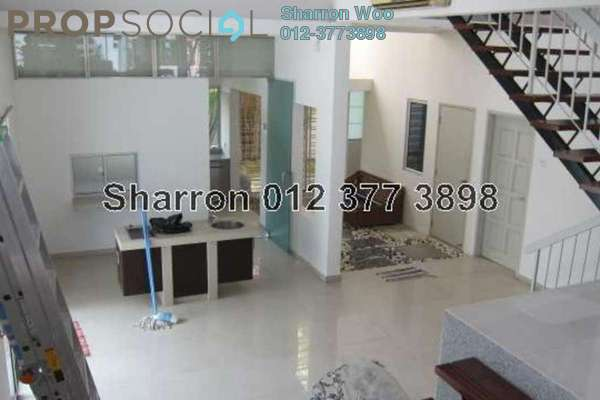 For Rent Bungalow at Bukit Bangsar, Bangsar Freehold Semi Furnished 3R/5B 10k