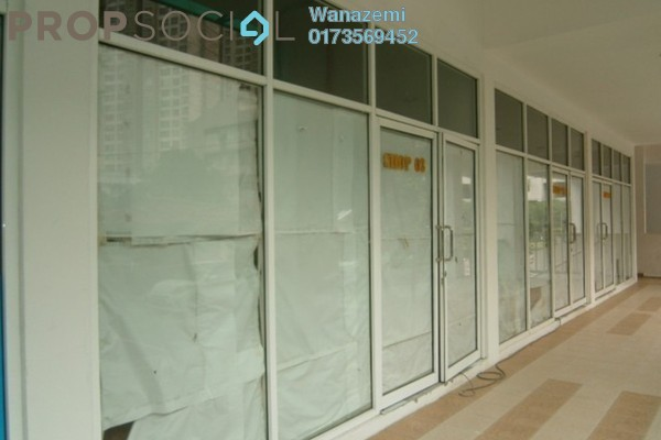For Sale Shop at Vue Residences, Titiwangsa Freehold Unfurnished 0R/0B 1.35m