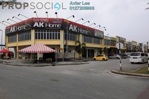 For Rent Shop at Kampung Jawa, Shah Alam Freehold Unfurnished 0R/4B 5.5k