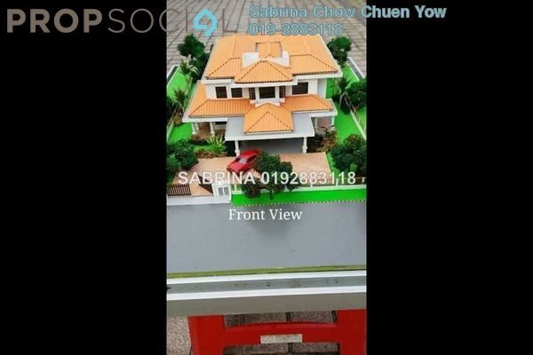 For Sale Bungalow at Desa Sri Hartamas, Sri Hartamas Freehold Semi Furnished 5R/6B 7m