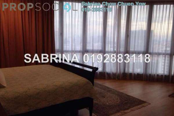 For Rent Condominium at 11 Mont Kiara, Mont Kiara Freehold Semi Furnished 3R/3B 8.5k