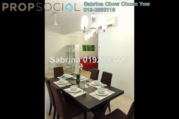 For Rent Condominium at Millennium Square, Petaling Jaya Leasehold Fully Furnished 3R/2B 3.5k