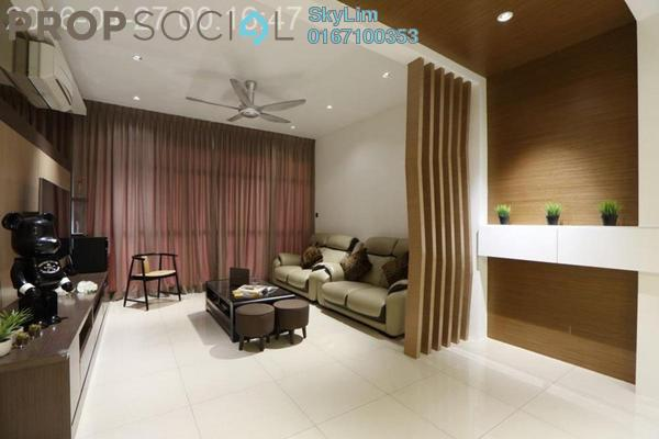 For Rent Condominium at BSP Skypark, Bandar Saujana Putra Leasehold Fully Furnished 3R/2B 4.5k