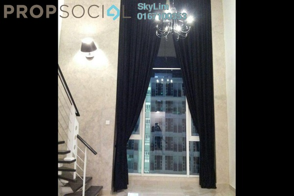 For Rent Condominium at The Scott Garden, Old Klang Road Freehold Semi Furnished 1R/1B 1.7k