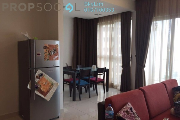 For Rent Condominium at Regalia @ Jalan Sultan Ismail, Kuala Lumpur Freehold Fully Furnished 3R/3B 3.2k
