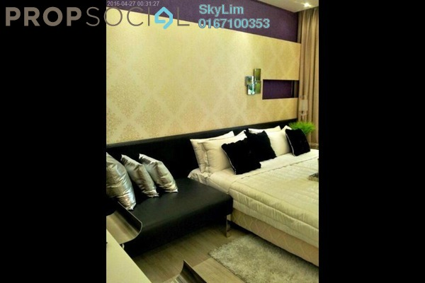 For Rent Condominium at M City, Ampang Hilir Freehold Fully Furnished 1R/1B 2.8k