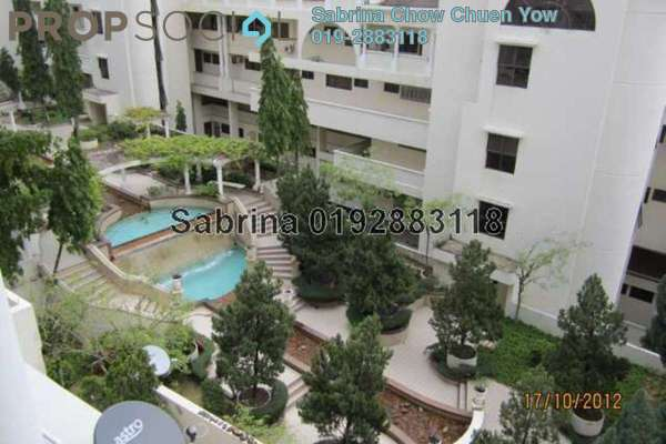 For Rent Condominium at Tivoli Villas, Bangsar Freehold Fully Furnished 1R/1B 2.5k