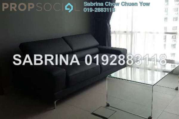 For Rent Condominium at Soho Suites, KLCC Freehold Fully Furnished 2R/1B 4.5k