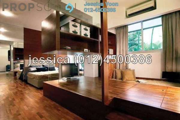 For Sale Condominium at VERVE Suites, Mont Kiara Freehold Fully Furnished 1R/2B 860k
