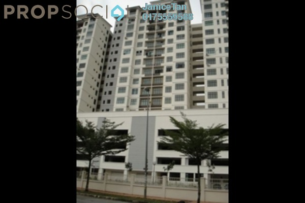 For Sale Condominium at Kasturi Idaman Condominium, Kota Damansara Freehold Unfurnished 3R/2B 450k