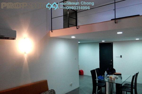 For Rent SoHo/Studio at Empire Damansara, Damansara Perdana Freehold Semi Furnished 1R/1B 1.4k
