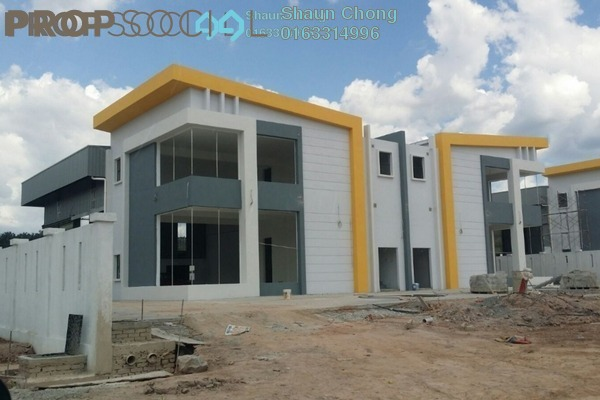 For Sale Factory at Lekas Technology Park, Semenyih Freehold Unfurnished 0R/0B 4.88m