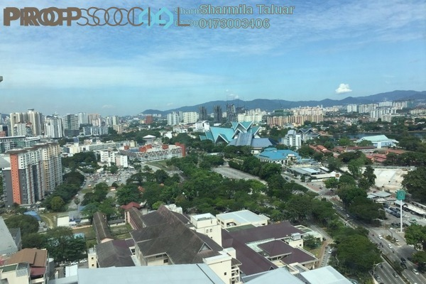 For Sale Condominium at The Orion, KLCC Freehold Unfurnished 2R/2B 850k