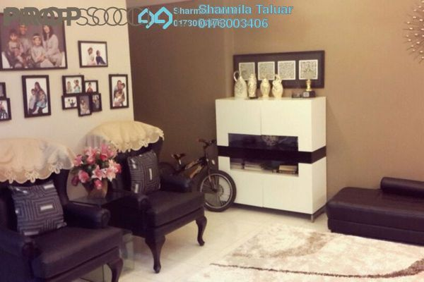 For Sale Condominium at Sterling, Kelana Jaya Leasehold Unfurnished 3R/2B 750k