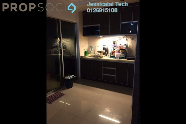 For Sale Condominium at Dynasty Garden, Kuchai Lama Leasehold Fully Furnished 3R/2B 520k