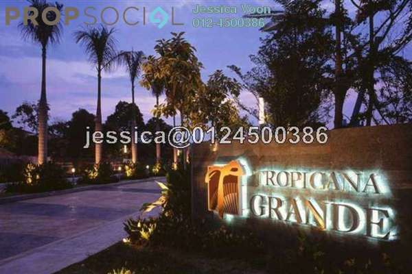 For Sale Condominium at Tropicana Grande, Tropicana Leasehold Semi Furnished 7R/9B 3m
