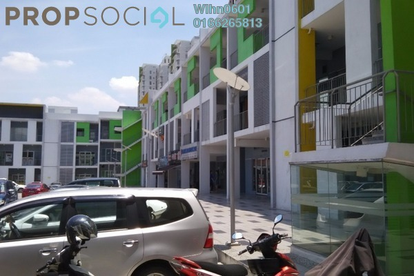 For Rent Shop at Midfields, Sungai Besi Leasehold Unfurnished 0R/0B 5k