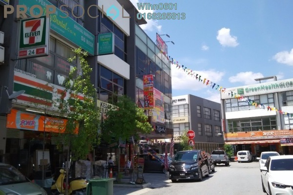 For Rent Shop at The Trillium, Sungai Besi Leasehold Unfurnished 0R/0B 5.5k