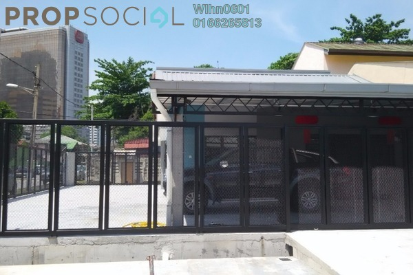 For Rent Terrace at Jalan Tiong Nam, Chow Kit Freehold Semi Furnished 0R/0B 7k