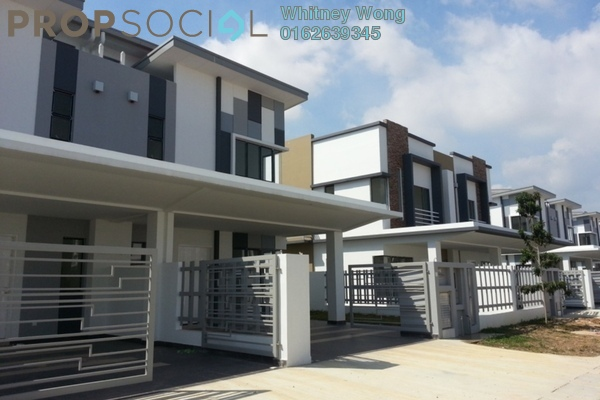 For Sale Semi-Detached at Setia Impian, Setia Alam Freehold Unfurnished 4R/3B 770k