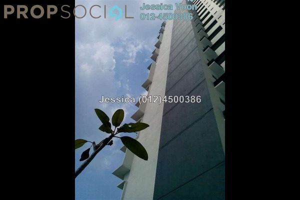 For Rent Condominium at USJ One Park, UEP Subang Jaya Leasehold Semi Furnished 3R/3B 1.5k