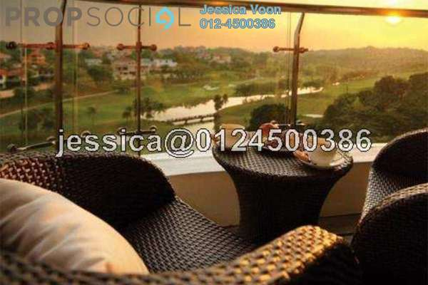 For Rent Condominium at Tropicana Grande, Tropicana Leasehold Semi Furnished 3R/4B 6.8k