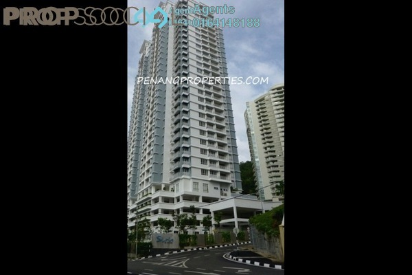For Sale Condominium at Surin, Tanjung Bungah Freehold Semi Furnished 3R/2B 899k