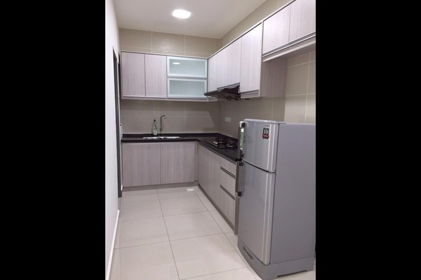 For Rent Condominium at Amaya Maluri, Cheras Leasehold Fully Furnished 2R/2B 2.6k