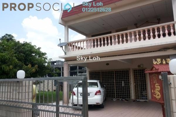 For Sale Terrace at Taman Bukit Serdang, Seri Kembangan Freehold Semi Furnished 5R/3B 1.05m